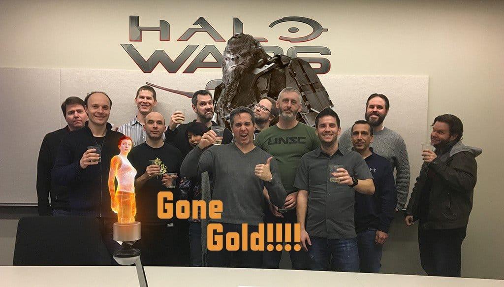 Halo Wars 2 gold