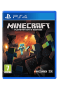 PS4 Store Minecraft