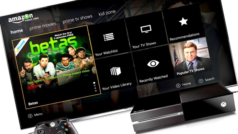 Amazon Instant Video App on Xbox One