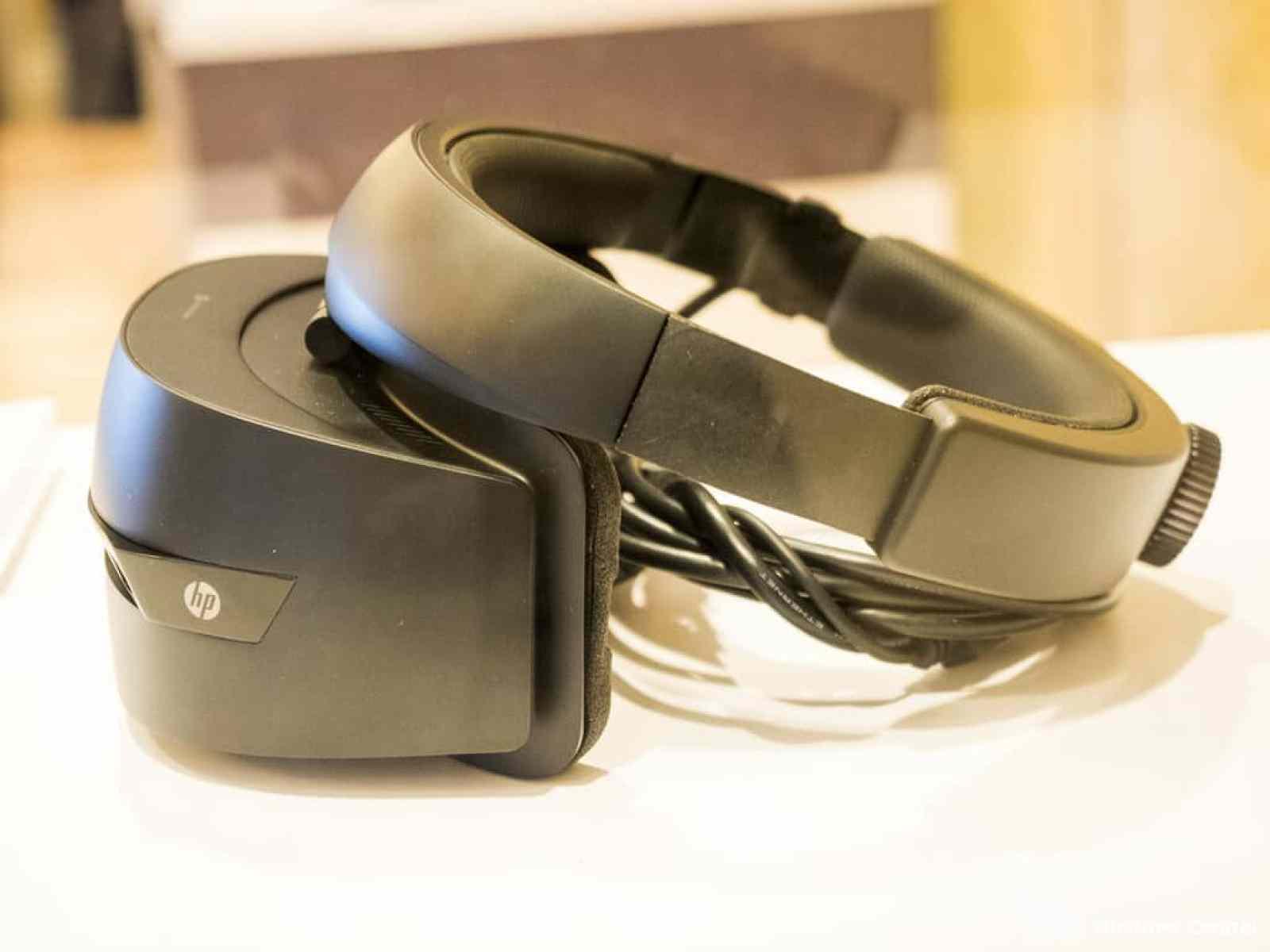 HP Windows Holographic Headset