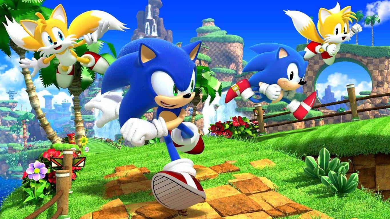 Sonic Generations on Xbox 360