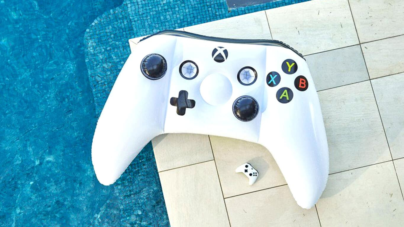 Xbox One inflatable controller from Microsoft Australia