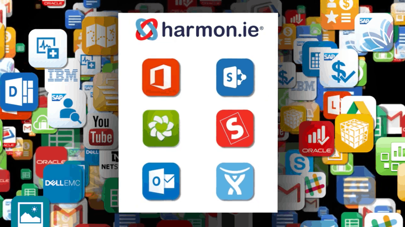 Harmon.ie collage