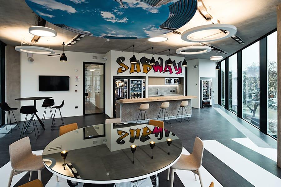 Microsoft House Milan 5