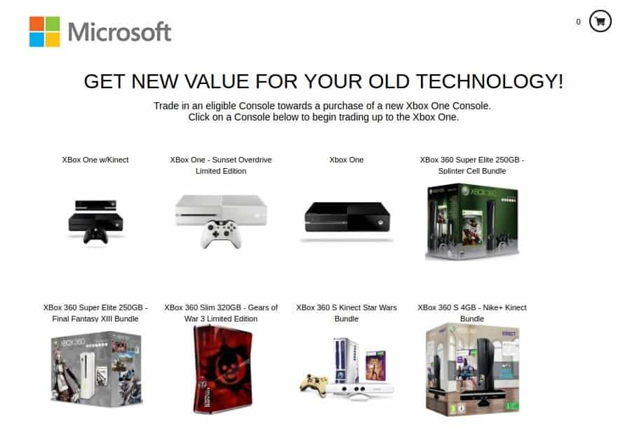 Trade in your old console for $150 off an Xbox One S: here\u0027s how