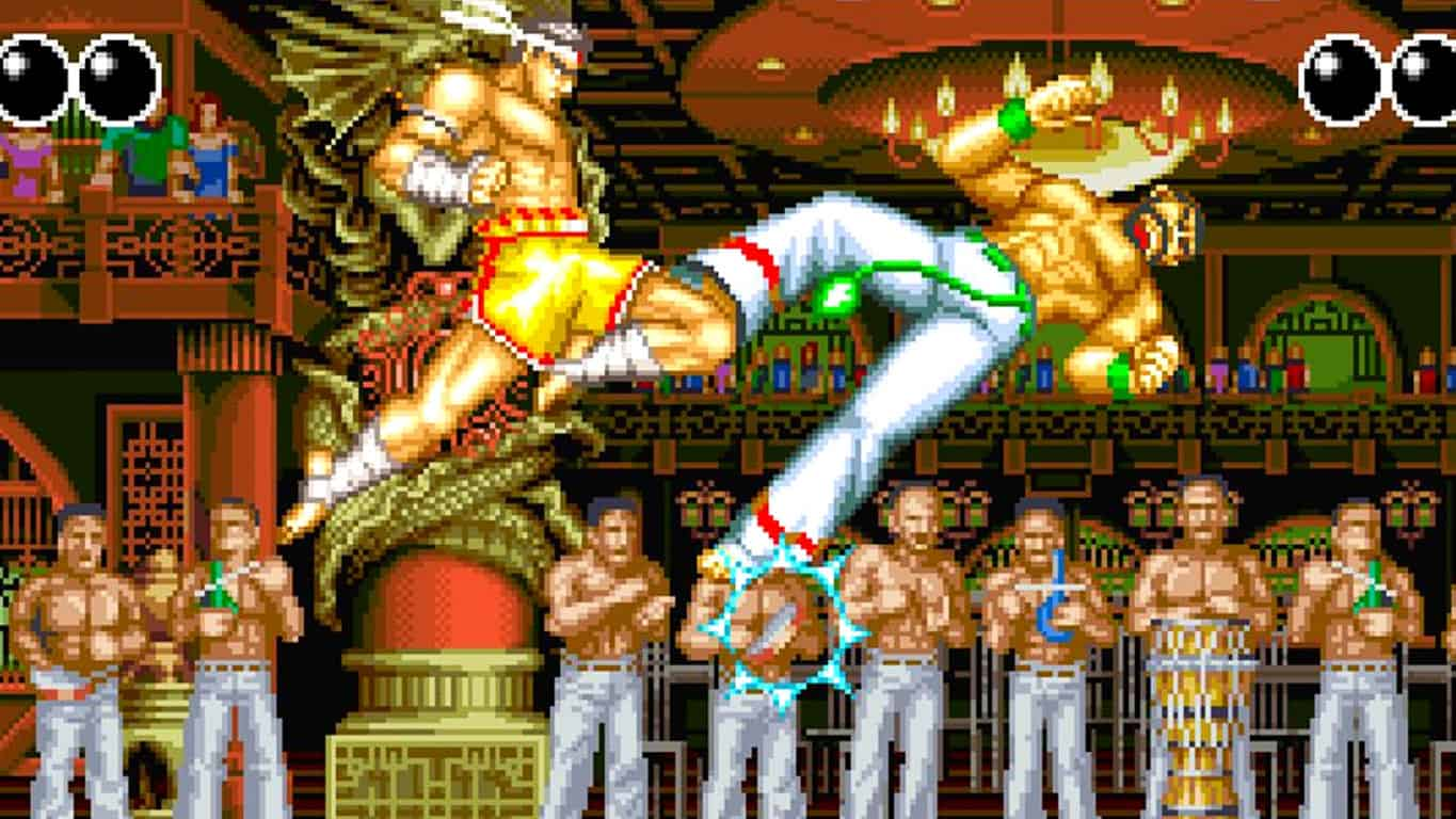 ACA NEOGEO FATAL FURY on Xbox One