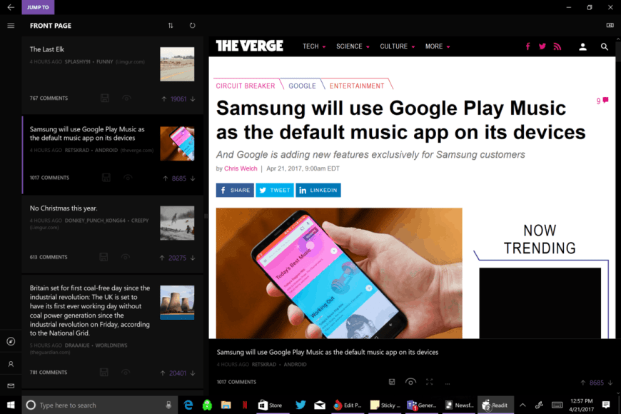 Microsoft, Windows 10, Windows 10 Mobile, Apps