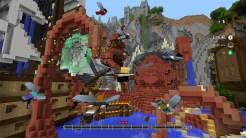 Minecraft Glide kraken