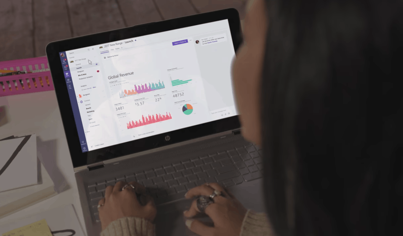 Microsoft Teams platform reaches 44mn daily active users