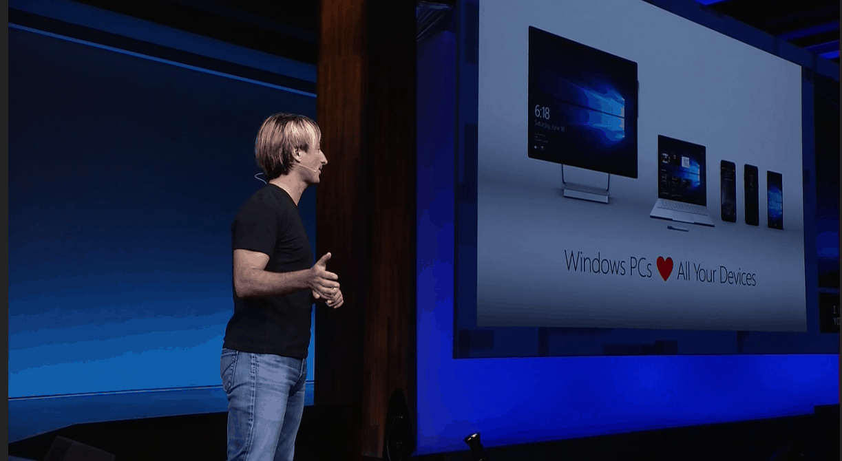 Windows 10 Loves All Devices