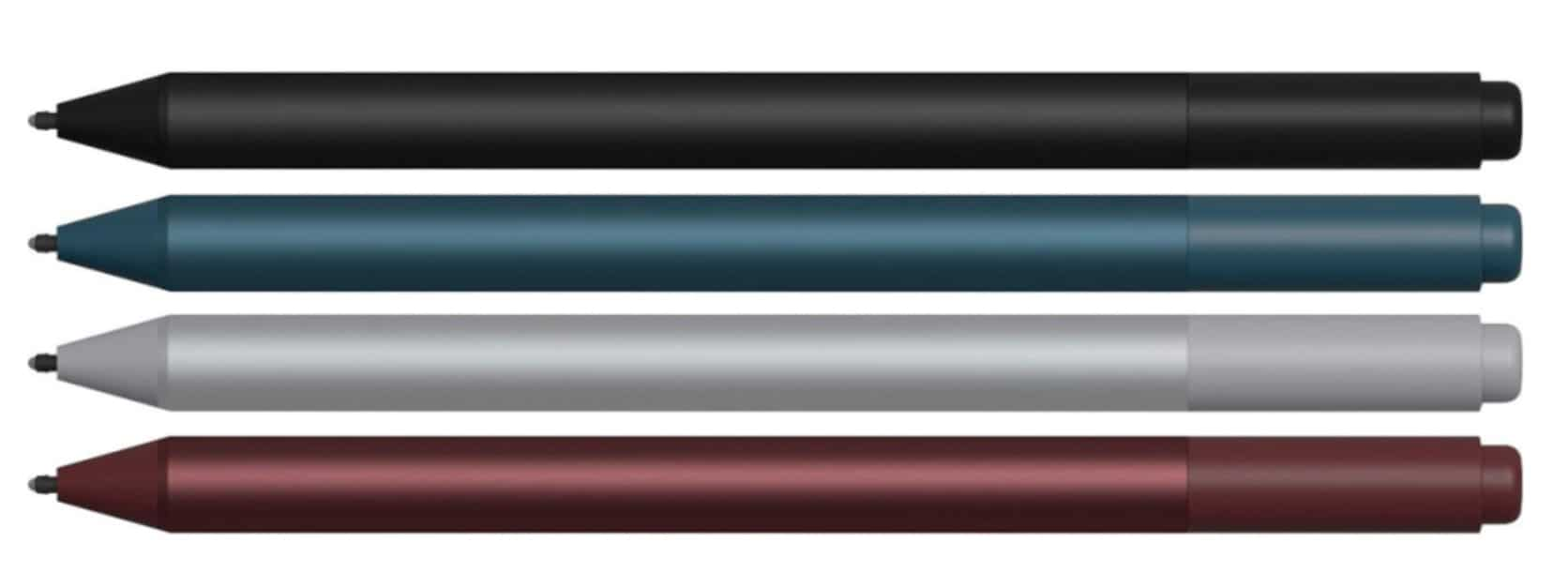 New Surface Pens