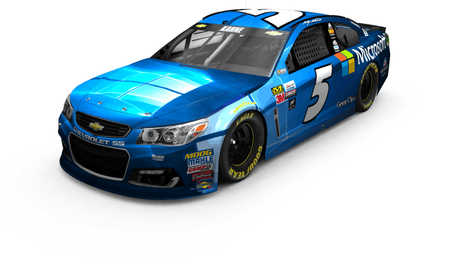 Kasey Kahne Microsoft sponsored NASCAR