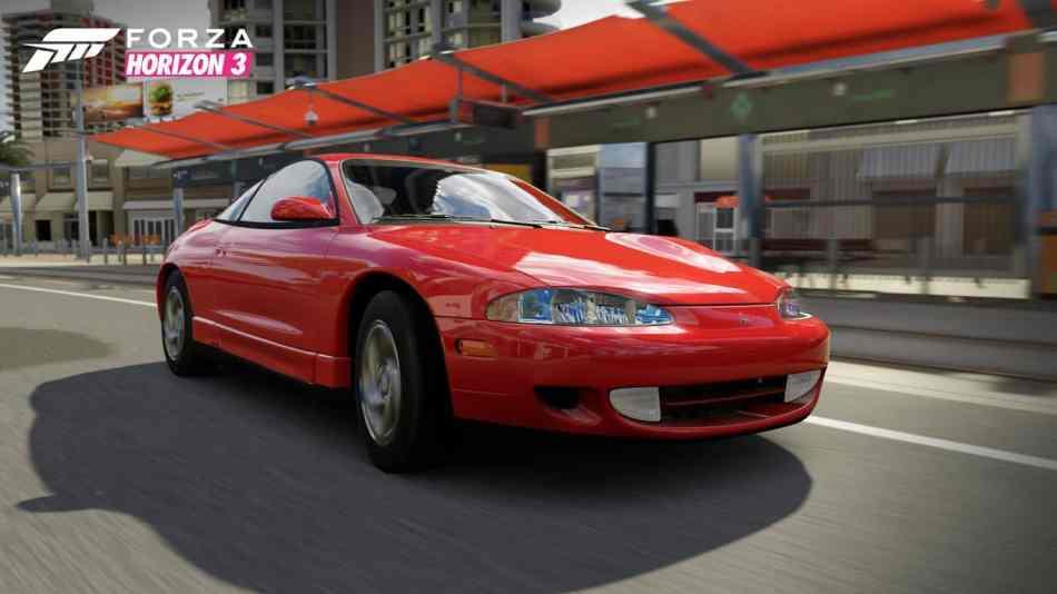 1995 Mitsubishi Eclipse GSX