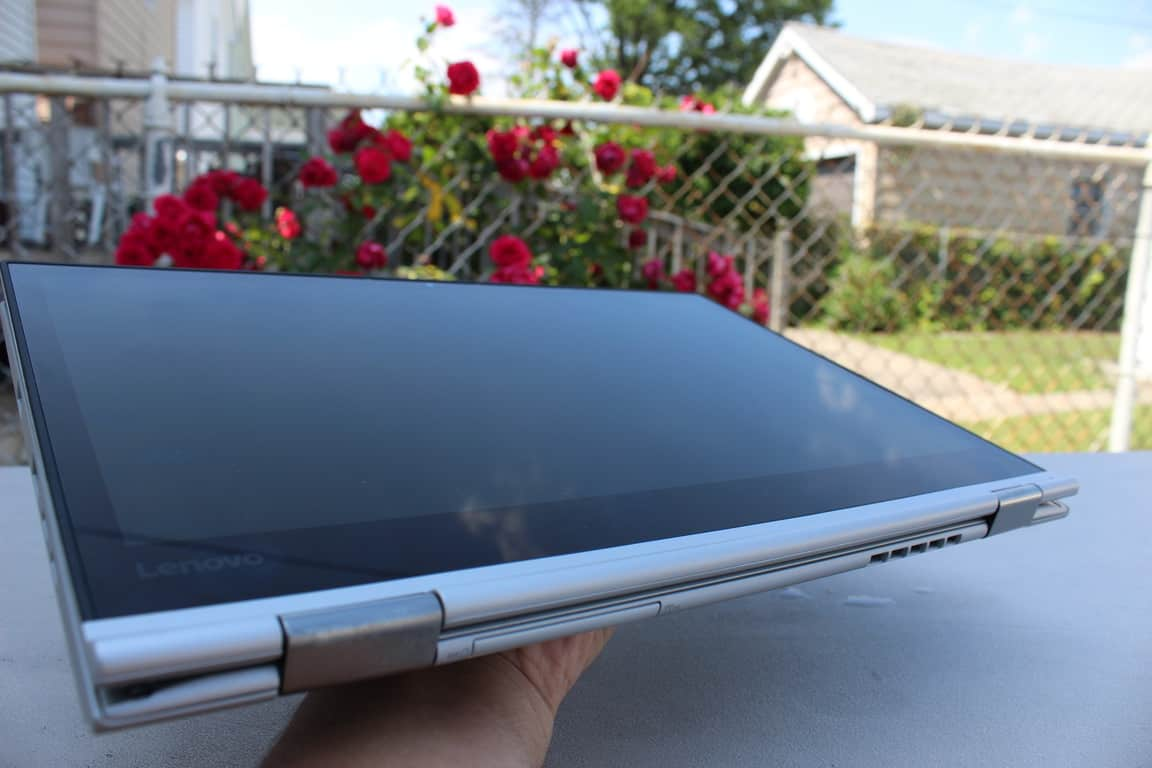 Lenovo X1 Yoga Gen 2: an in-depth look at an all around