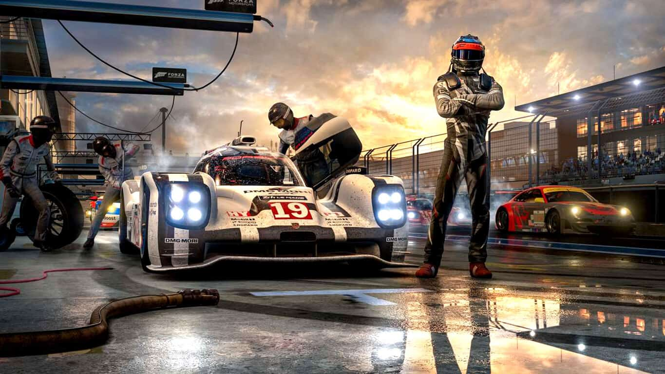 Forza Motorsport 7 on Xbox One and Windows 10
