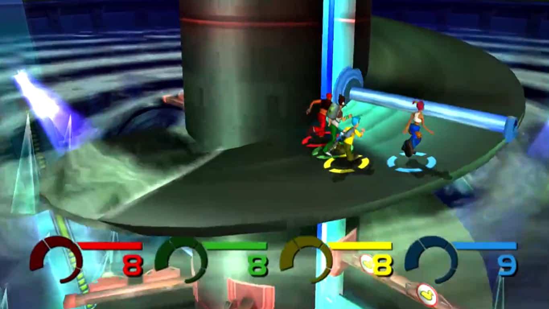 OG Xbox game Fusion Frenzy on Xbox One