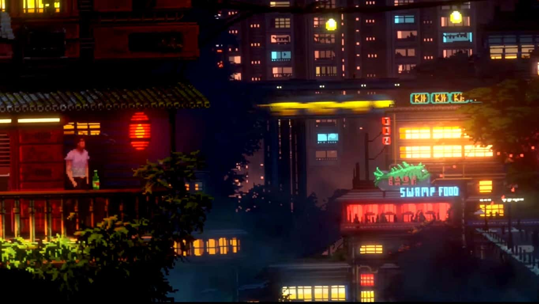 The Last Night on Xbox One X