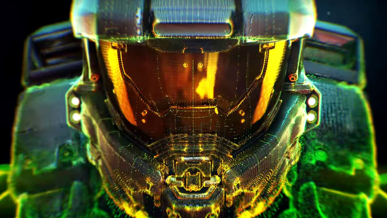 Halo on Xbox One X