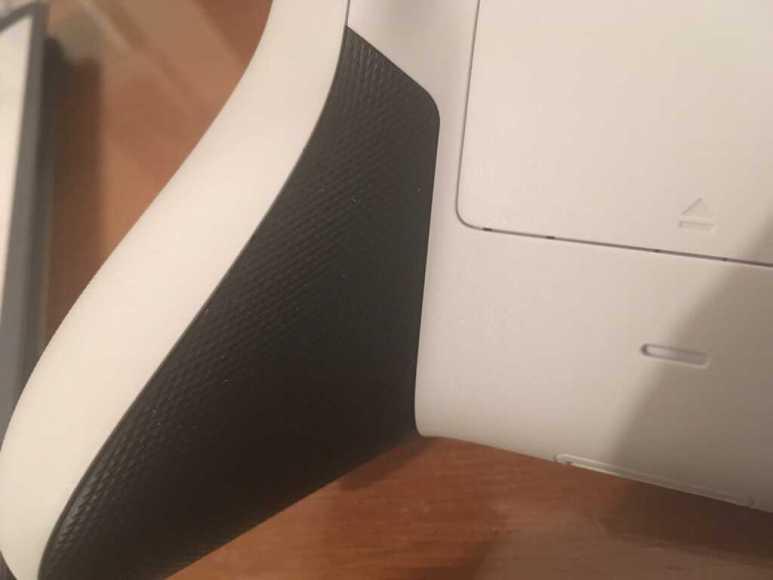 rubberized grips