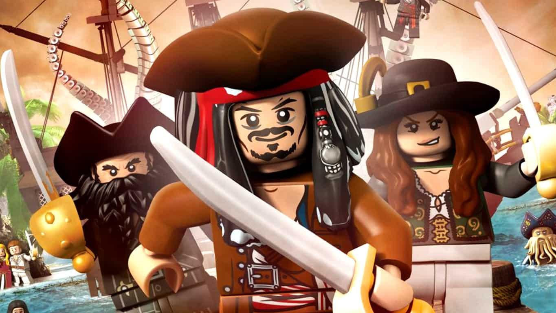 Lego Pirates Of The Caribbean Now Free On Xbox 360 Xbox