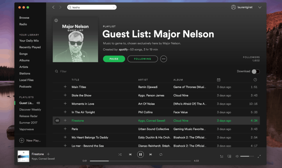 Xbox's Major Nelson shares his personal Spotify playlist OnMSFT com