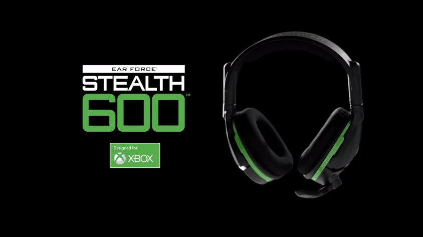 Turtle Beach's Stealth 600 wireless headphones for Xbox One and