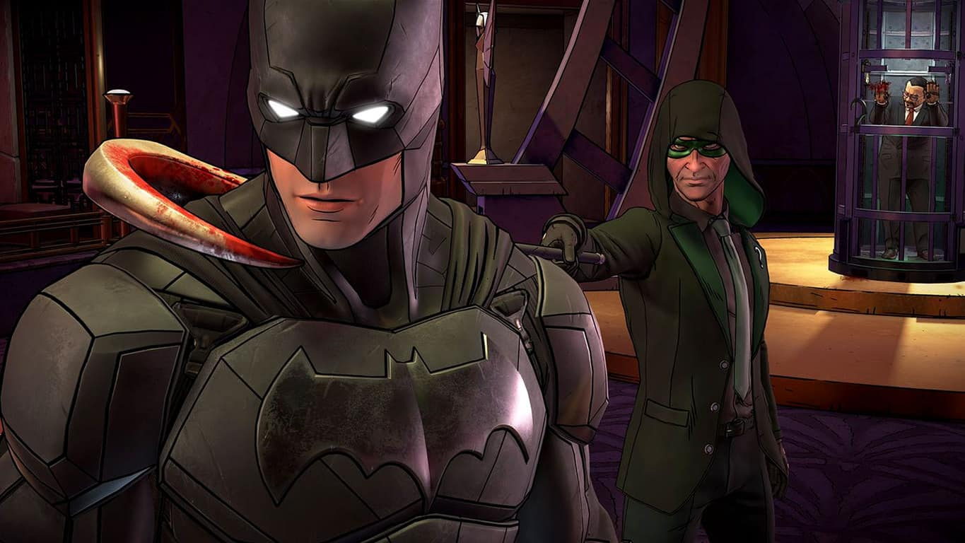 Batman: The Enemy Within on Xbox One