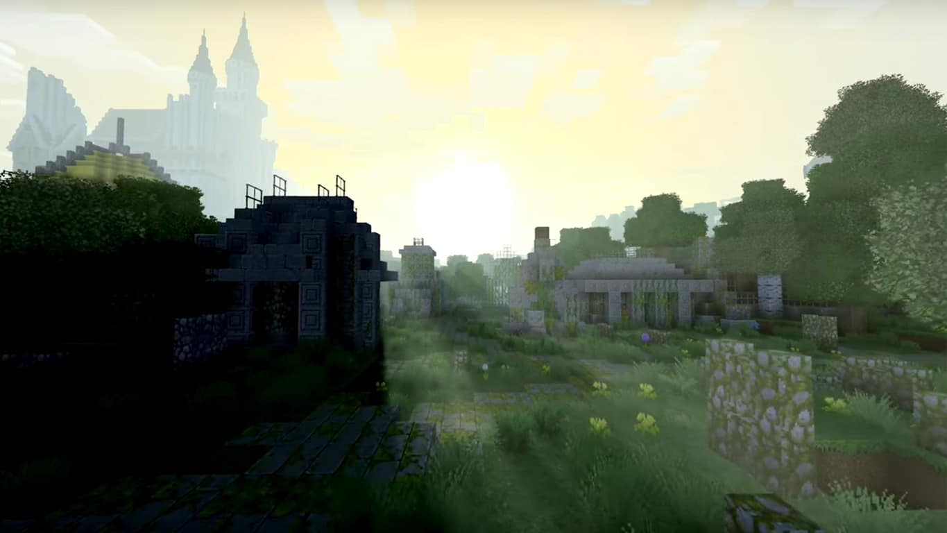 Minecraft Better Together on Xbox One and Windows 10