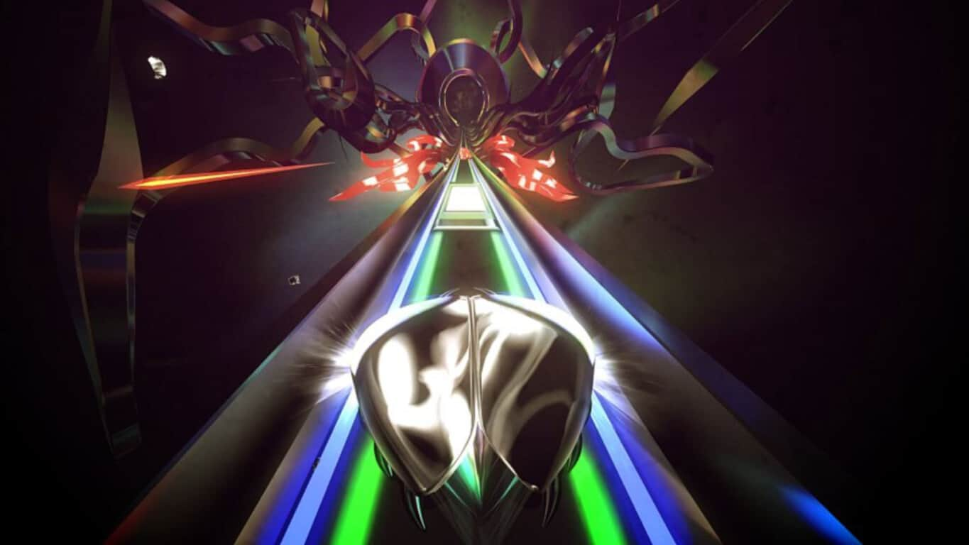 Thumper on Windows 10 and Xbox One X