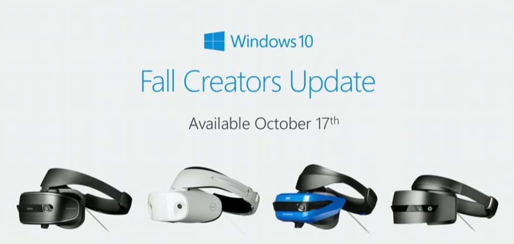 All Windows Mixed Reality headsets, including Samsung