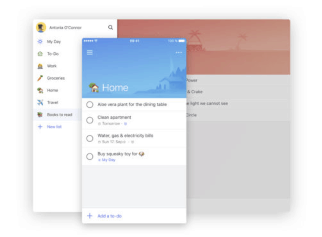 Microsoft To-Do on iOS updated with iPad, iOS 11 support and