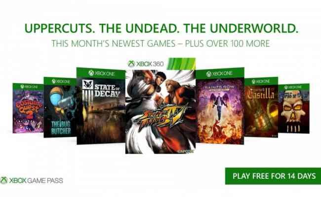 State Of Decay Six More Titles Coming To Xbox Game Pass