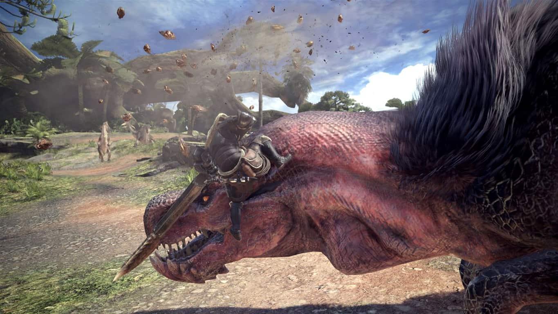 Monster Hunter: World on Xbox One