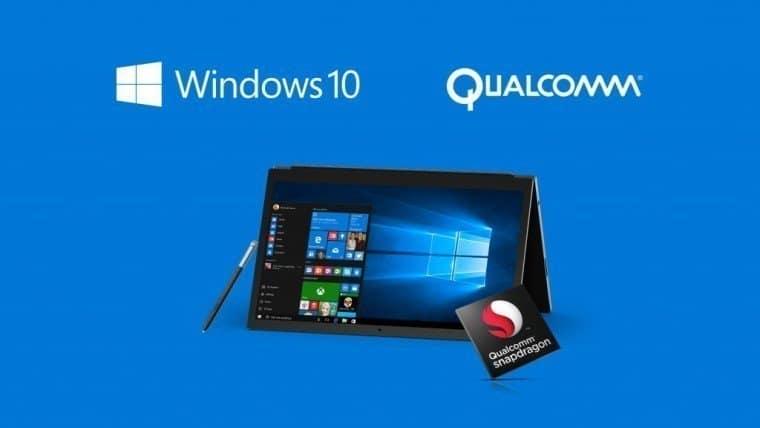 Microsoft, Windows 10 on ARM