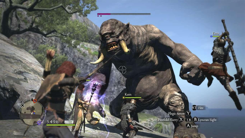 Drago's Dogma on Xbox One