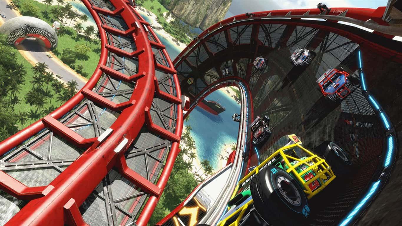 Trackmania Turbo on Xbox One