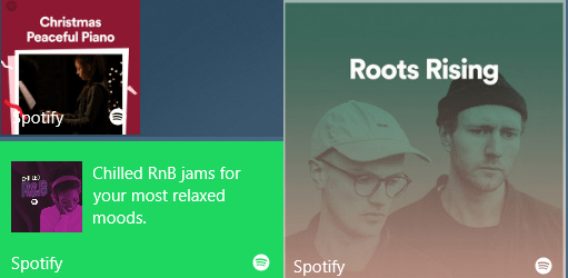 Spotify Windows 10 app picks up Live Tile support with latest update