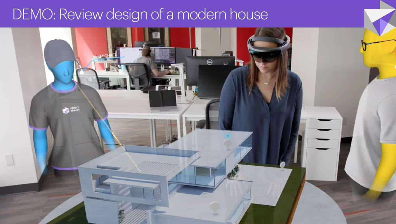 Object Theory releases Prism, a HoloLens collaborative