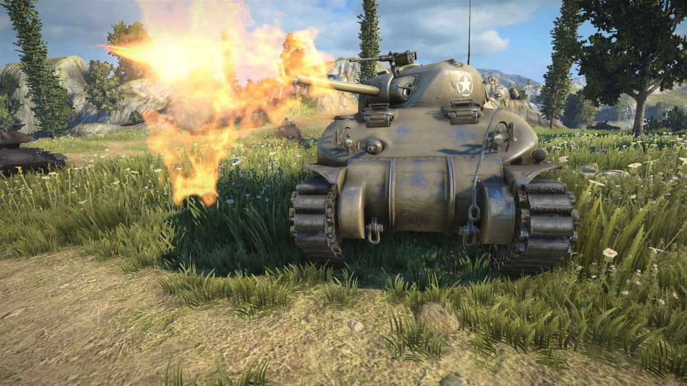 World of Tanks X Edition on Xbox One