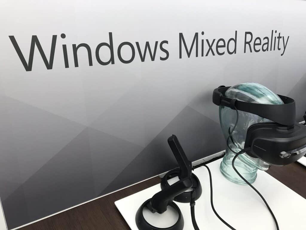 Windows Mixed Reality