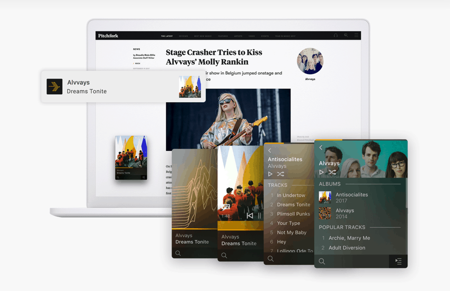 Plex launches new Plexamp music player app for Windows and Mac