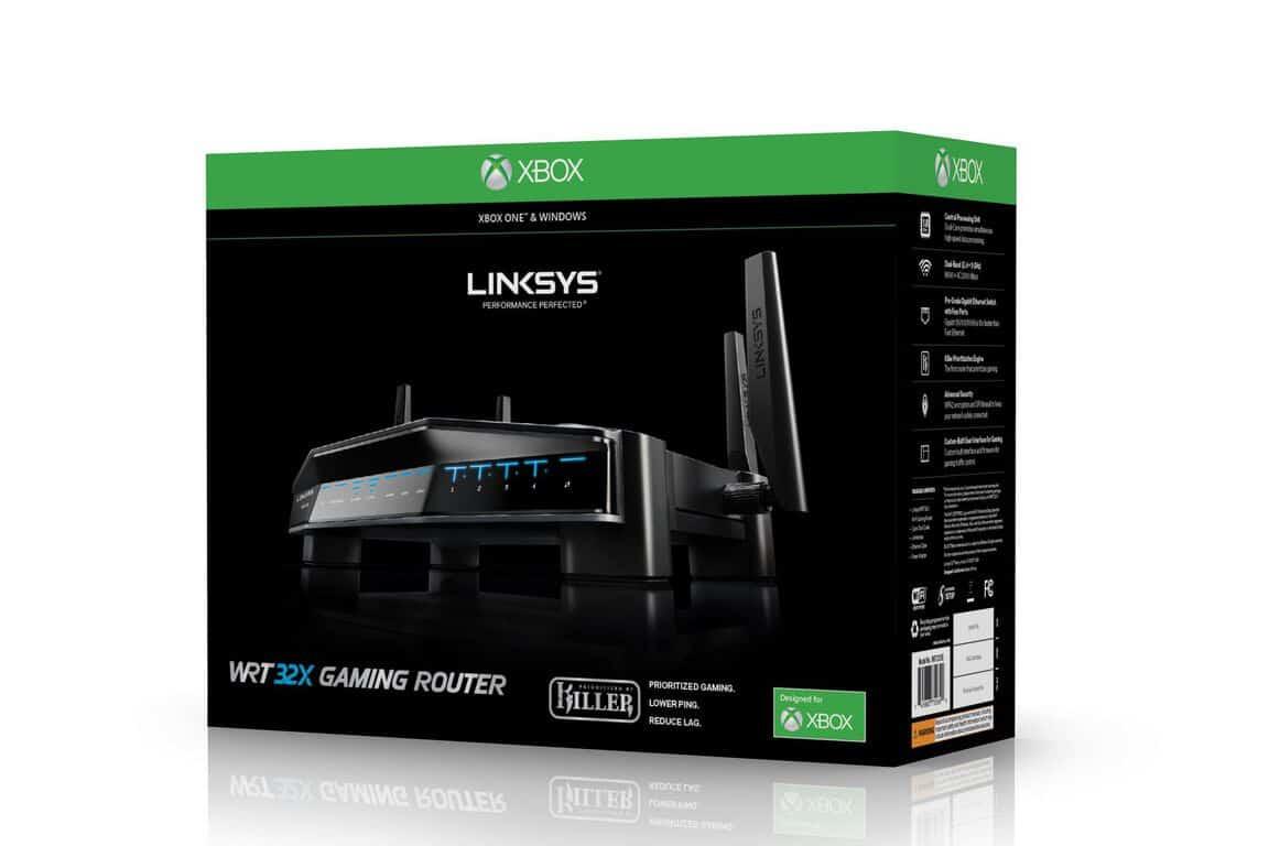 Microsoft, Linksys, Xbox One