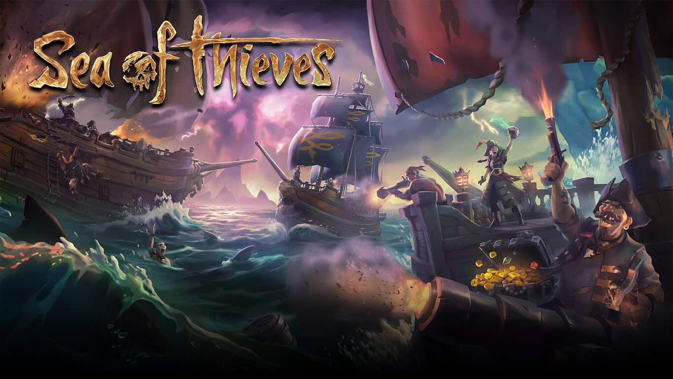 Microsoft, Sea of thieves, xbox