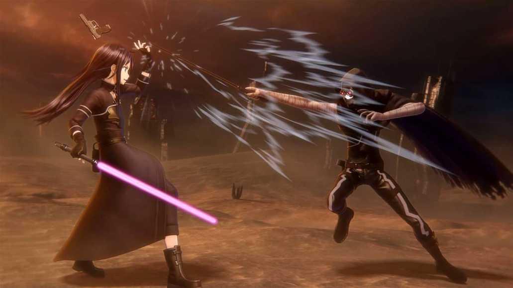 download game pc sword art online fatal bullet
