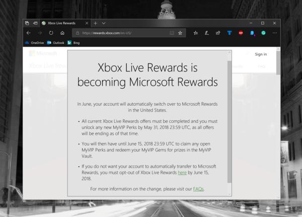 Microsoft Rewards - Year of Clean Water