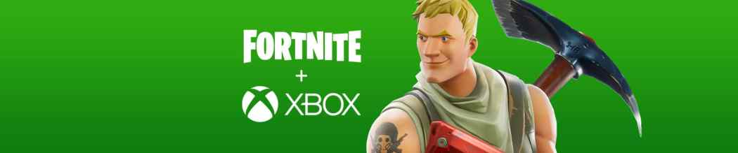Fortnite on Xbox One cross-platform play