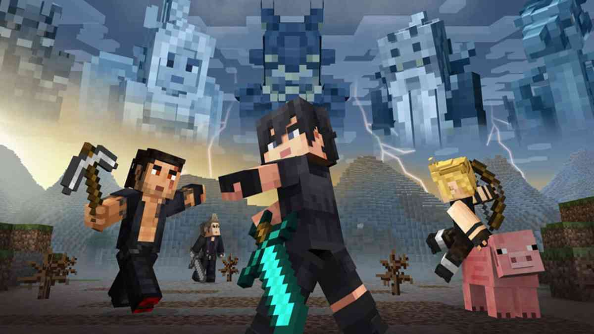 Minecraft video game is getting a combat revamp on PC, Xbox