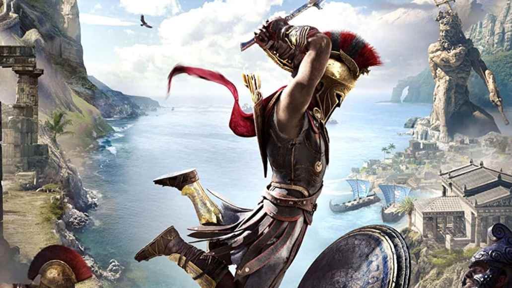 E3 2018: Assassin's Creed Odyssey coming to Xbox One in ...