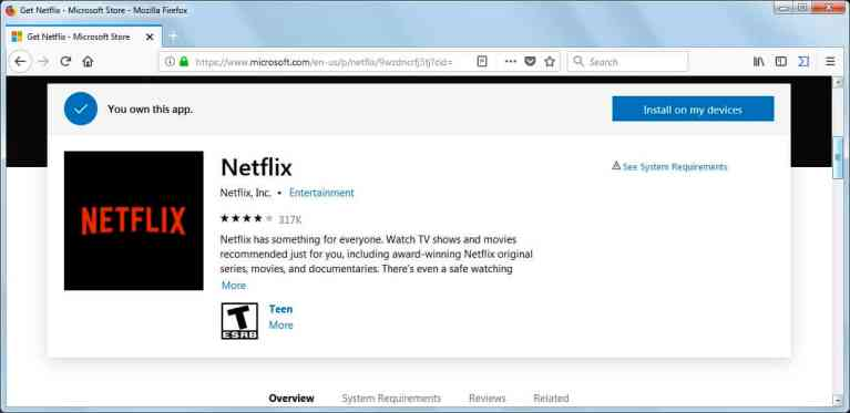 Microsoft Store - remotely install apps on Windows 10 PC