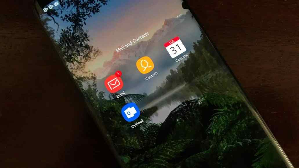 samsung galaxy s6 office 365 email setup